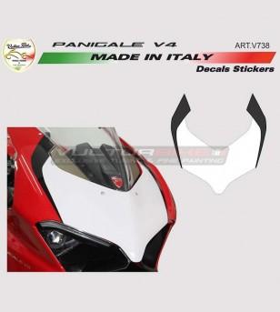 Adesivo per cupolino design inedito  - Ducati Panigale V4 / V4S / V4R