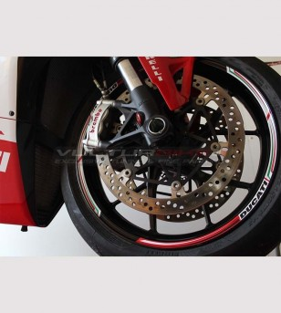 Stickers profiles for wheels - Ducati Panigale V4 / V4R / V2