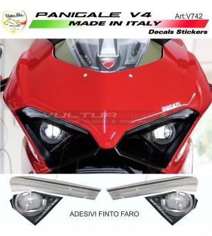 Adhesivo de reproducción fanal - Ducati Panigale V4 / V4S / V4R