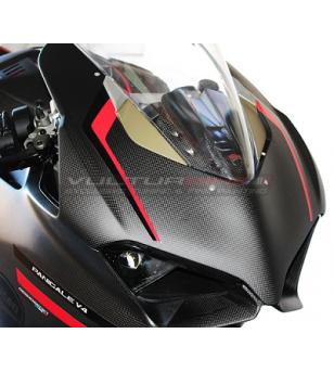Kit especial de adhesivo rojo negro - Ducati Panigale V4 / V4S / V4R / V4 2020