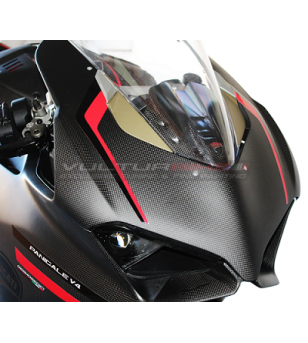 Special red black stickers' kit - Ducati Panigale V4 / V4S / V4R / V4 2020