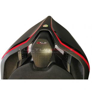 Kit adesivi special rosso nero - Ducati Panigale V4 / V4S / V4R / V4 2020