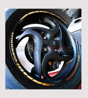 Profili ruote - Honda CB1000R
