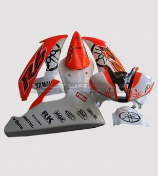 Adesivi carene moto personal design - Yamaha R6