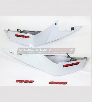 Pegatinas de cola mediana - Suzuki GSX R 1000