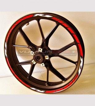 Adesivi per ruote personalizzabili - Yamaha R1