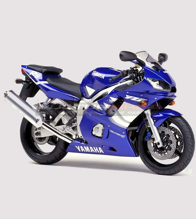 Kit completo adesivi - Yamaha R6 1999/2002