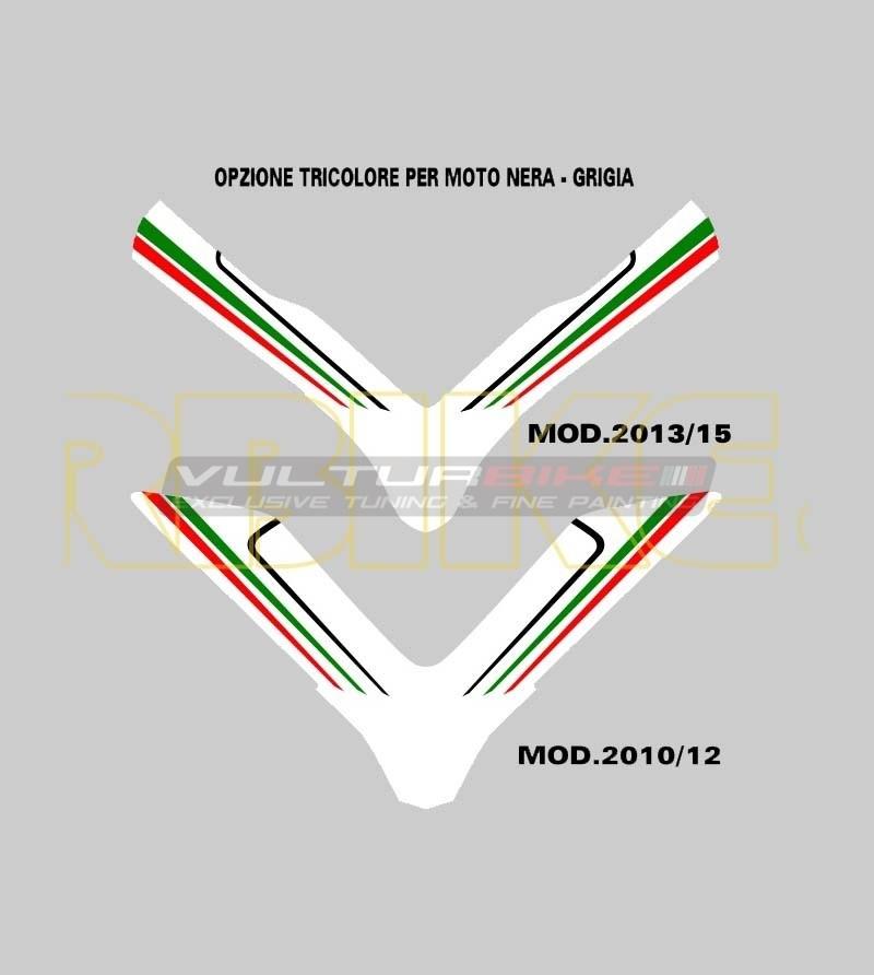 Adesivo Cupolino - Ducati Multistrada 1200