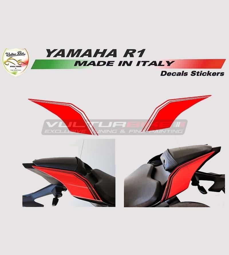 Adesivi per codone - Yamaha R1 2015/18