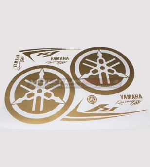 Stickers' kit gold - Yamaha R1 2009/14