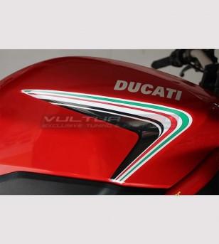 Kit adesivi tricolore - Ducati Streetfighter