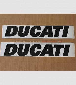 Adesivi colorati per fiancate - Ducati Multistrada 950/ 1200/ 1260