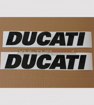 Colored stickers for side fairing - Ducati Multistrada 950/ 1200/ 1260