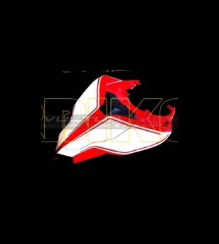 Colored tail's sticker - Ducati 848/1098/1198