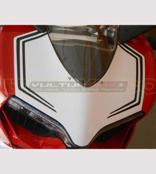 Nummernaufkleber - Ducati Panigale 899/1199