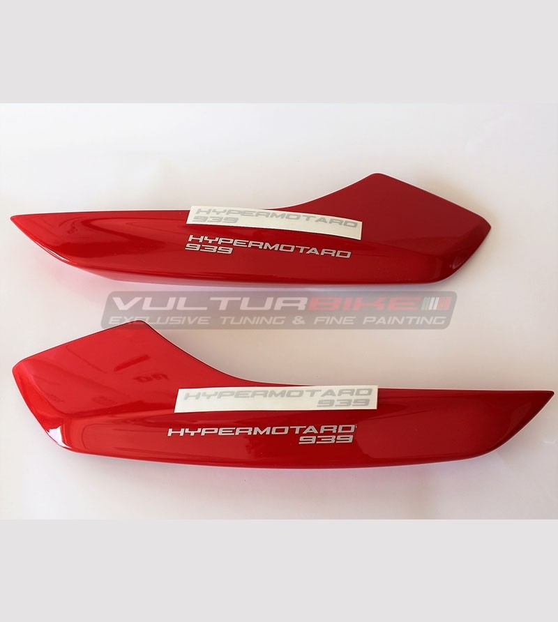 Colored stickers for tail - Ducati Hypermotard 939