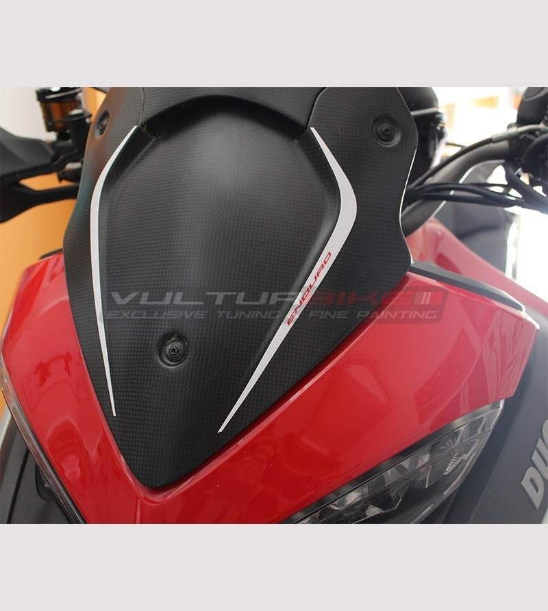 Adesivi per cupolino r/w - Ducati multistrada 1200 Enduro