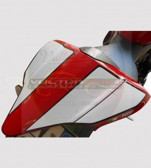 Sticker plate number - Ducati Panigale 899/1199