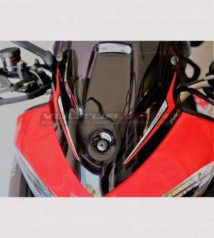 Autocollants personnalisables Enduro pour bulle - Ducati Multistrada 1200 /1260 Enduro