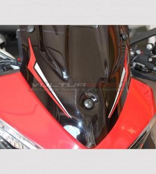 Customizable stickers Enduro for front fairing - Ducati Multistrada 1200 / 1260 Enduro