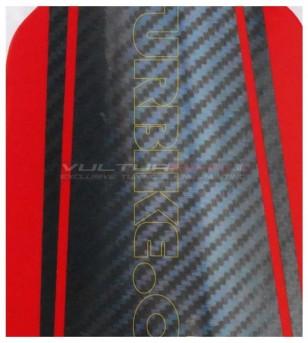 Kit Adesivi Serbatoio e Codone - Ducati Panigale 899/1199