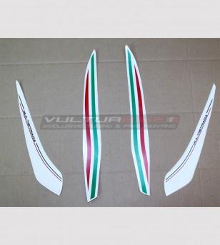 Stickers for top box - Ducati Multistrada 1200