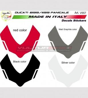 Adesivi per cupolino design final edition - Ducati Panigale 899 1199