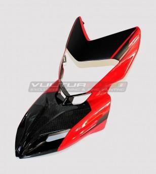 Diseño colorido del kit de pegatinas - Ducati Hypermotard 821/939