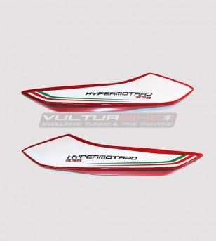 Kit adesivi design tricolore - Ducati Hypermotard 939