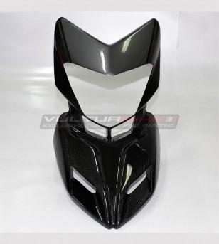 Kit adhesivo de grafito/rojo - Ducati Hypermotard 821/939