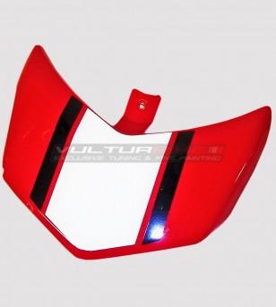 Kit de pegatinas de rendimiento de motocicleta roja - Ducati Hypermotard 796/1100