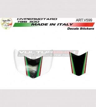 Fascia Adesiva per spoilerino - Ducati Hypermotard 796 / 1100
