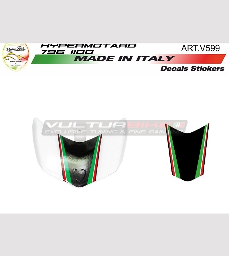 Adhesive band for spoiler - Ducati Hypermotard 796 / 1100