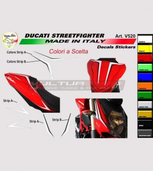 Fairings Stickers' Kit -...