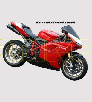 Stickers' kit replica - Ducati 1098R