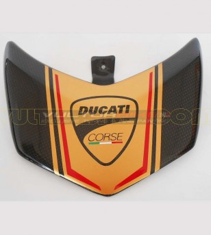 Stickers' kit custom design 3 colors - Ducati Hypermotard 796/1100