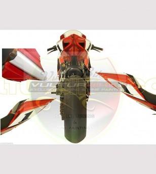 Kit de pegatinas de carreras de edición especial - Ducati Panigale 899/1199