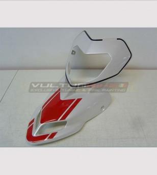 Kit de pegatinas réplica b/r - Ducati Hypermotard 1100/EVO SP