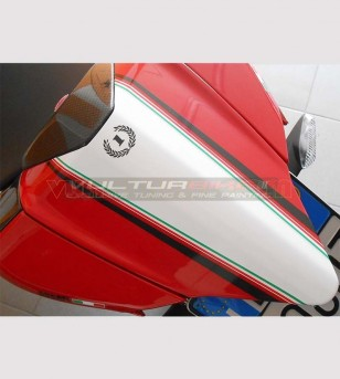 Stickers for tank, front fairing and tail - Ducati 899/1199 Panigale
