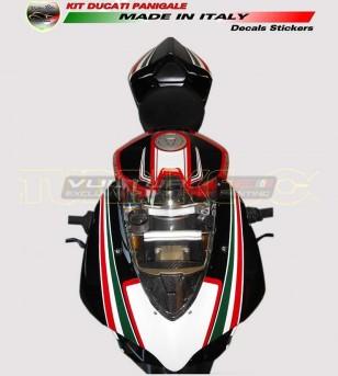 Ducati Corse Aufkleber Kit - Ducati Panigale 899/1199/S/R