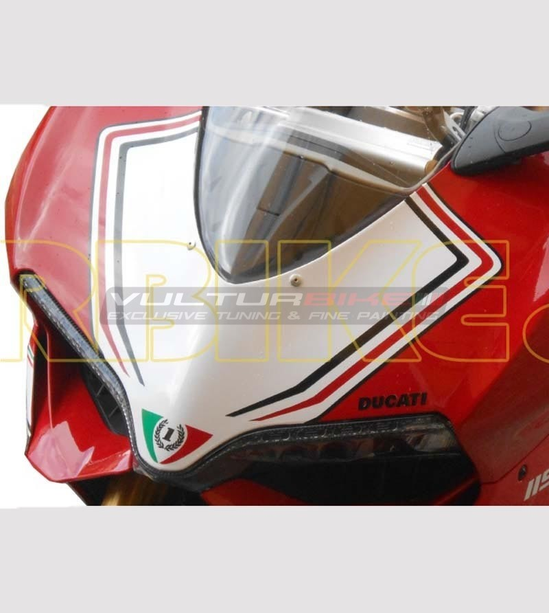 Number plate sticker - Ducati Panigale 899/1199