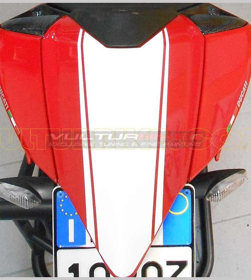 Tail cover's stickers stripe - Ducati Panigale 899/1199/1299/959