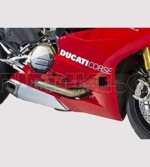 Autocollants pour side sides R version - Ducati Panigale 899/1199/R