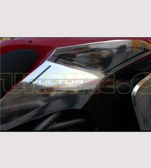 Mirror Chrome Sticker Kit - Ducati Multistrada 1200 2010/14