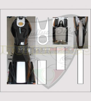 Pegatinas de banda central - Ducati Monster 600/900/1100