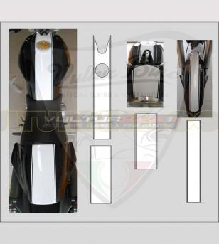 Autocollants spéciaux pour bande centrale - Ducati Monster 600/900/1100