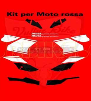 Kit de pegatinas réplica superligera - Ducati Panigale 899/1199