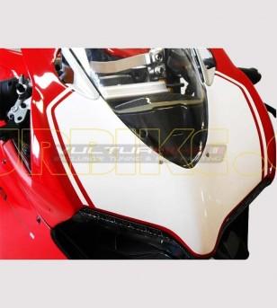 Adesivo tabella portanumero Look 1299 R - Ducati Panigale 899/1199