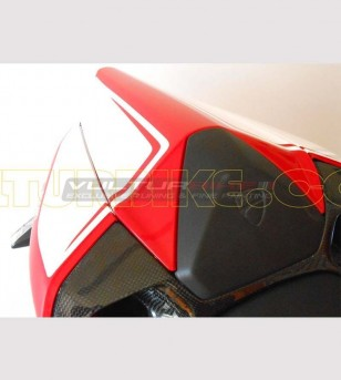 Number plate sticker for tail - Ducati Panigale 899/1199