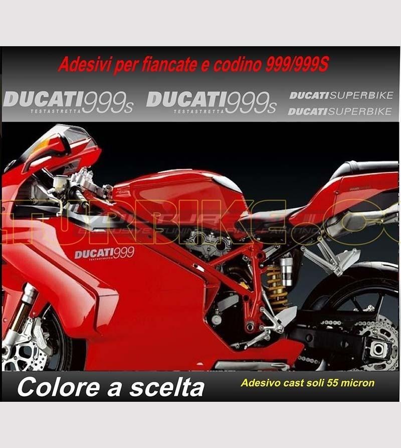 Stickers' kit original replica - Ducati 999/999S